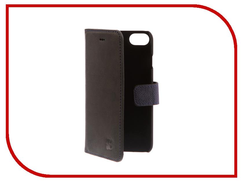 Аксессуар Чехол-книжка Burkley Wallet для APPLE iPhone 7 / 8 WCg1n10IP7 аксессуар чехол бампер burkley snap on для apple iphone 7 plus black bmcujblrst1i7p
