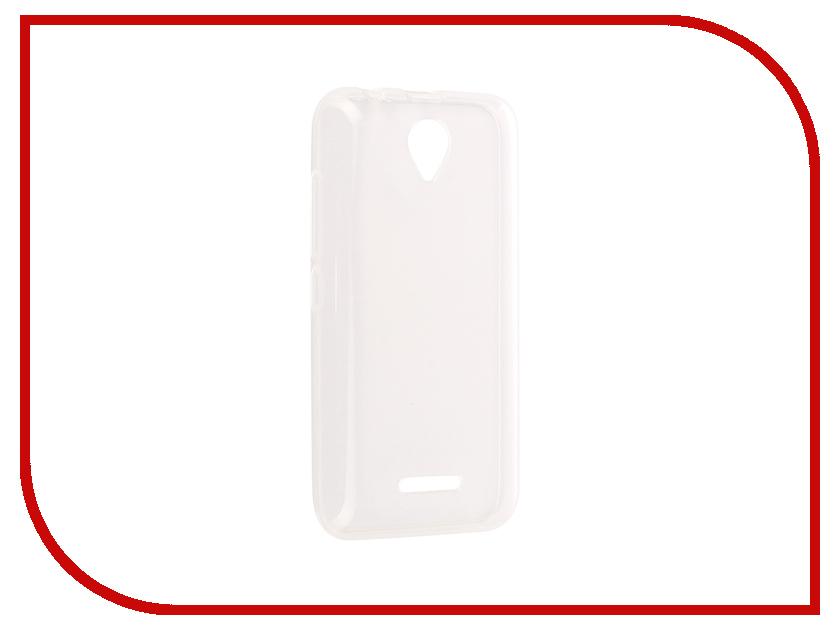 Аксессуар Чехол BQ BQ-4028 UP! Silicone Transparent