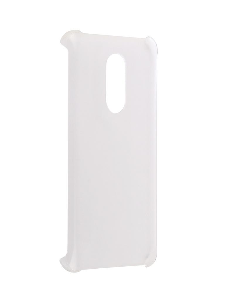 Аксессуар Чехол для Alcatel 5090Y A7 Transparent TS5090