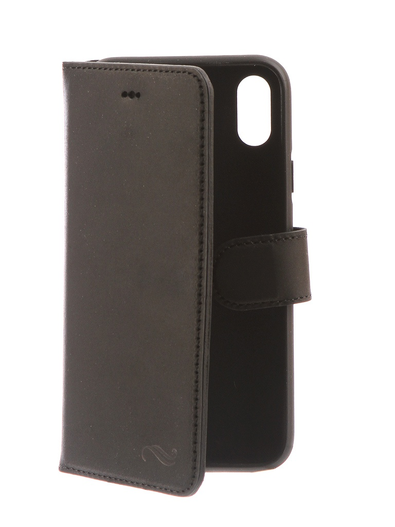 Чехол-книжка Antic для APPLE iPhone X Ra Wallet Black RWg1iPX