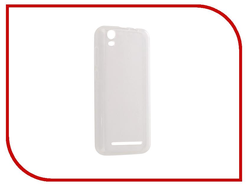 Аксессуар Чехол BQ BQ-4583 Fox Power Silicone Transparent смартфон bq bq 4583 fox power dark blue
