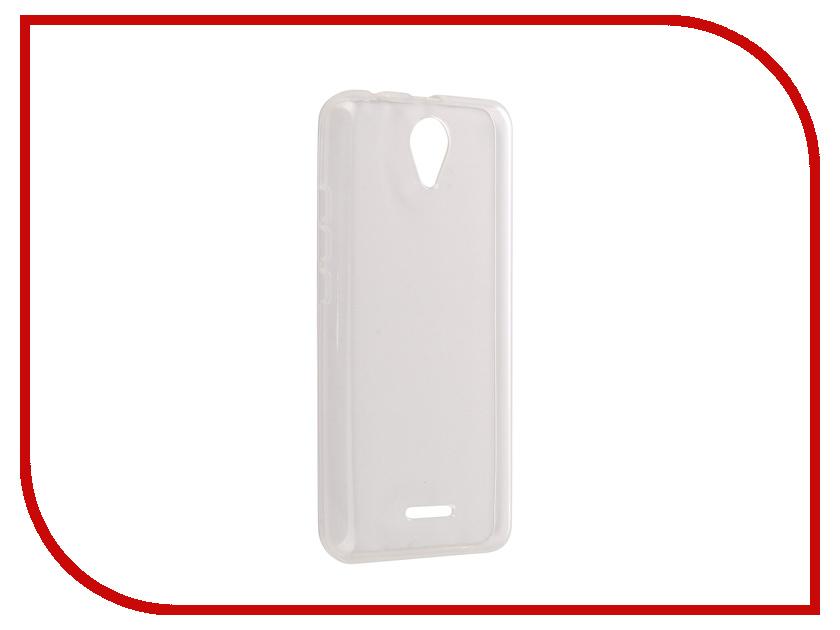 Аксессуар Чехол BQ BQ-5044 Strike LTE Silicone Transparent