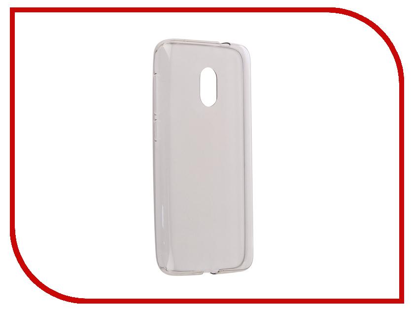 Аксессуар Чехол Alcatel 5047D U5 HD Transparent GS5047