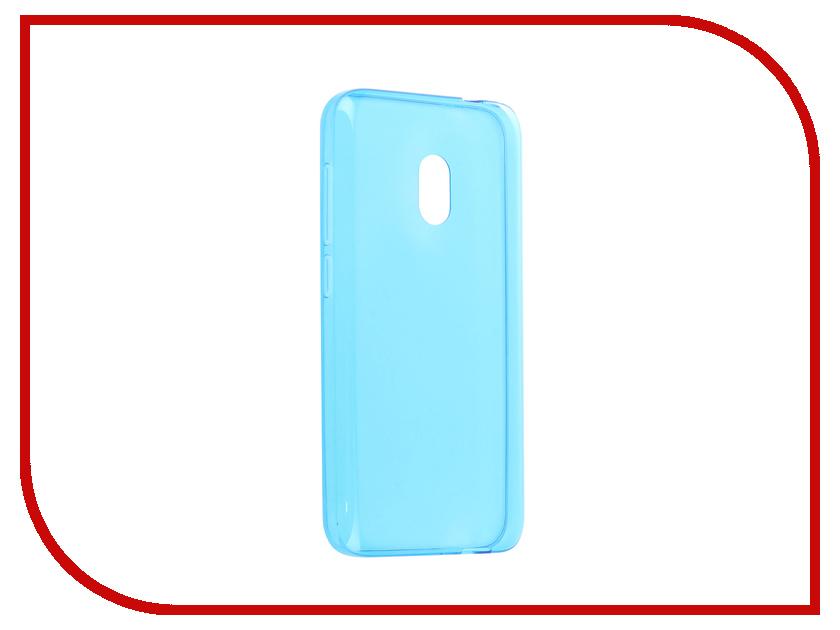 Аксессуар Чехол Alcatel 5044D U5 Transparent GS5044