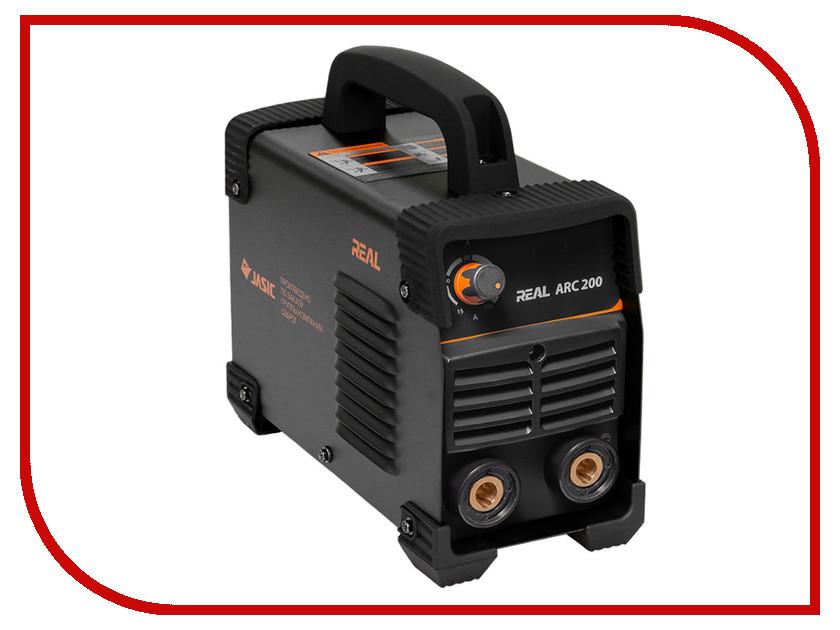 Сварочный аппарат Сварог ARC-200 Real Black сварочный аппарат сварог pro tig 200 p dsp w212