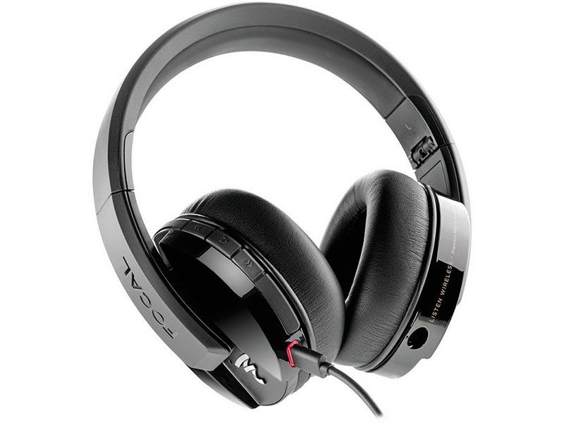 Focal Listen Wireless беспроводные наушники focal listen wireless black