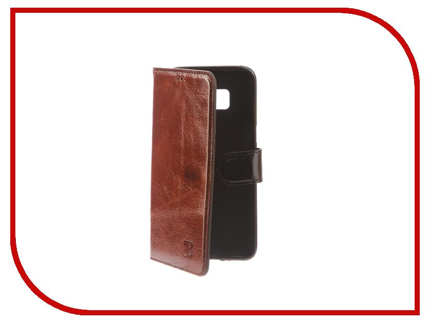 Аксессуар Чехол-книжка Samsung Galaxy S8 Burkley Brown/Black BMCWCRBT3-RBT1S8 аксессуар чехол samsung galaxy s5 mini bouletta multi brown mcmbrvs5s5m