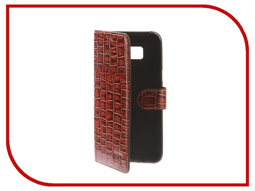 Аксессуар Чехол-книжка Samsung Galaxy S8 Plus Bouletta Wallet ID Brown MCWCIDBRYK06s8pl оригинальный samsung galaxy s8 s8 plus nillkin 3d ap pro полноэкранный экранный протектор экрана