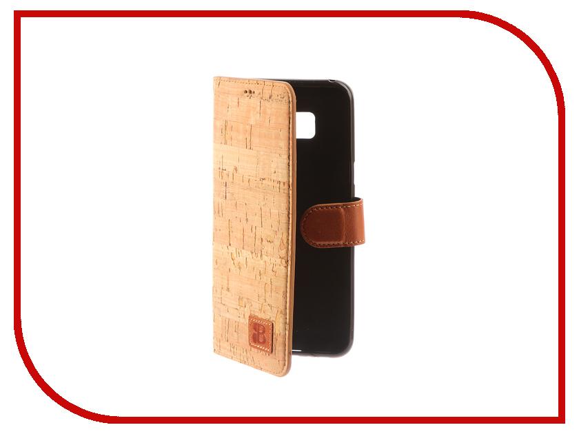 Аксессуар Чехол-книжка Samsung Galaxy S8 Plus Burkley Brown BMCWCCK1-RST2S8pl оригинальный samsung galaxy s8 s8 plus nillkin 3d ap pro полноэкранный экранный протектор экрана