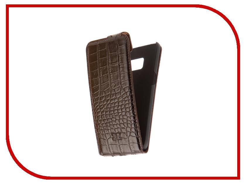 Аксессуар Чехол Samsung Galaxy S7 Bouletta Flip Stand Brown MCFLBRGK2S7 pink samsung s7