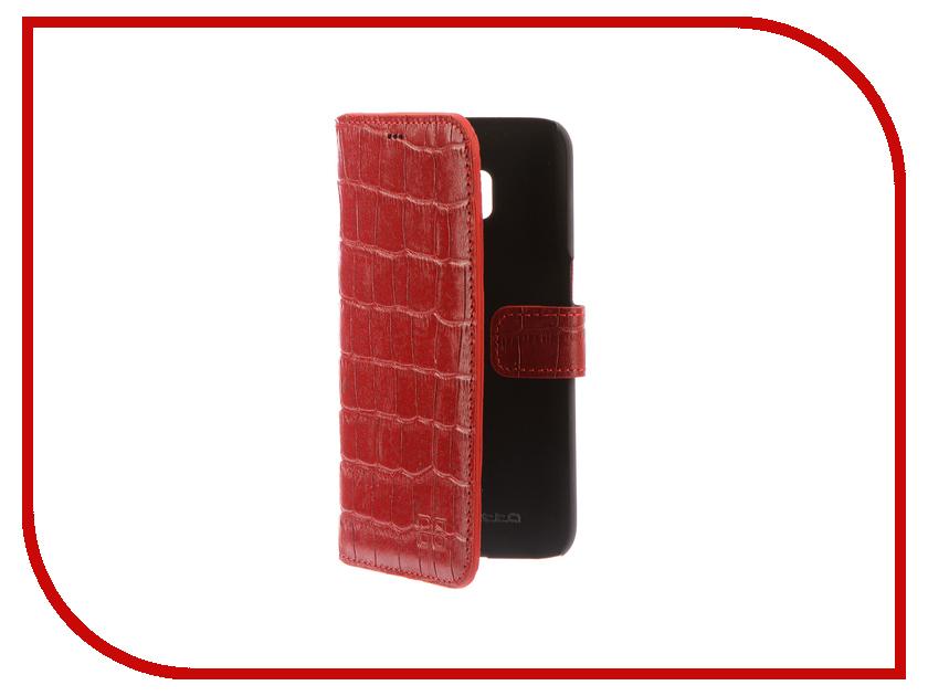 Аксессуар Чехол-книжка Samsung Galaxy S7 Bouletta Wallet ID Red MCWCIDRK4S7 pink samsung s7