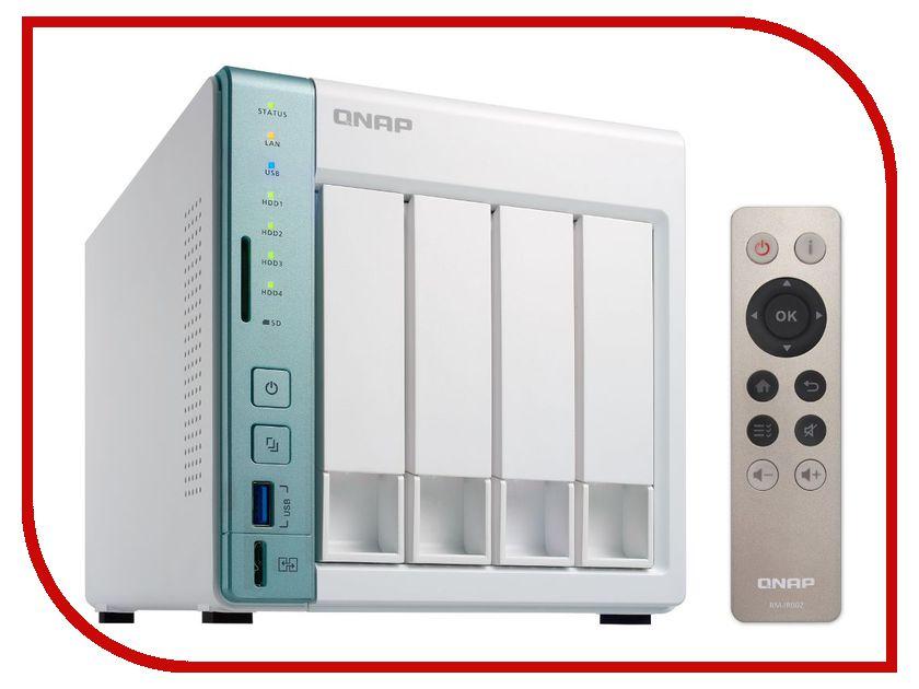QNAP Сетевое хранилище QNAP D4 Pro