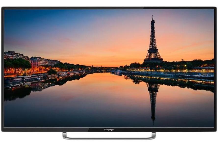 Телевизор Prestigio 43 Wize 1 PTV43DN01Y_BK_CIS