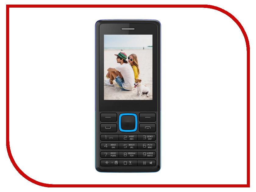 Сотовый телефон Irbis SF12 Black-Blue сотовый телефон irbis sf14 blue