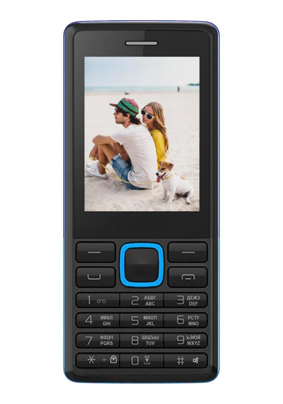Сотовый телефон Irbis SF12 Black-Blue