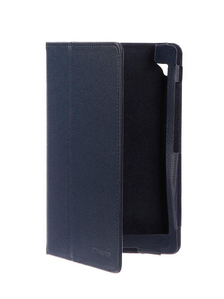 Аксессуар Чехол для Lenovo Tab 4 Plus 8.0 TB-8704X IT Baggage Blue ITLNT487-4 планшет lenovo tab 4 plus tb 8704x 64gb
