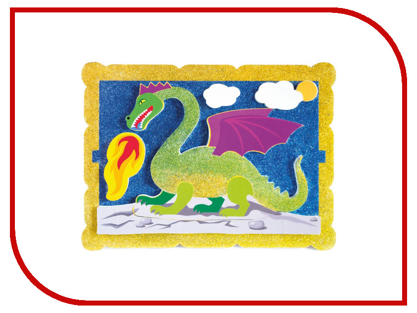 Набор Pic N Mix Волшебный дракон 119010 конструкторы pic n mix балансирующая сова