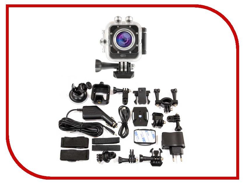 Экшн-камера Ginzzu FX-130GL ip камера 130 3518e