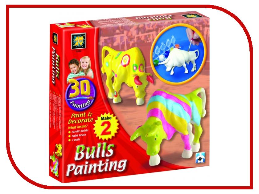 Набор Pic N Mix Разрисуй буйволов 2452 мячи pic n mix мяч массажно игровой большой 18 см