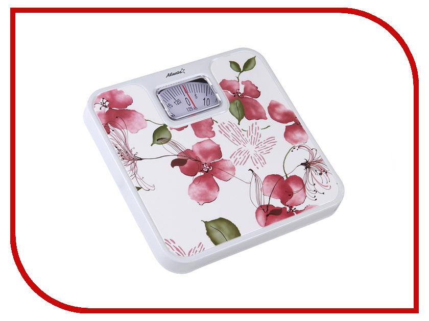 Весы напольные Atlanta ATH-6101 Pink