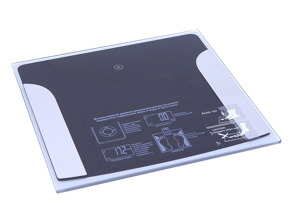 Весы напольные Vitek VT-1987 VT 1987 vt весы напольные vitekмаксимальный вес 180 кг 100г с функцией диагностика 8 в 1