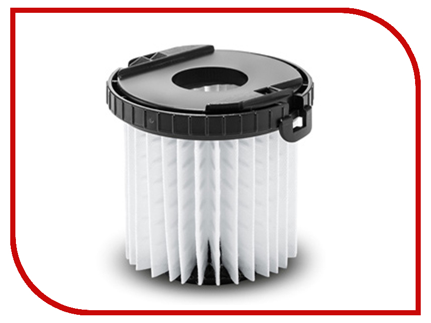 Патронный фильтр Karcher VC 5 2.863-239 karcher 69042570 фильтр для rc 3000 4000 5 шт