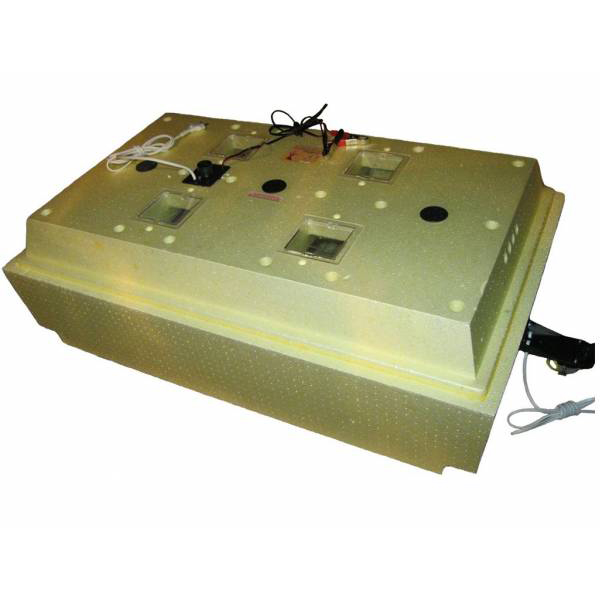 Инкубатор Золушка 98 яиц, автоматический поворот, 220В / 12В