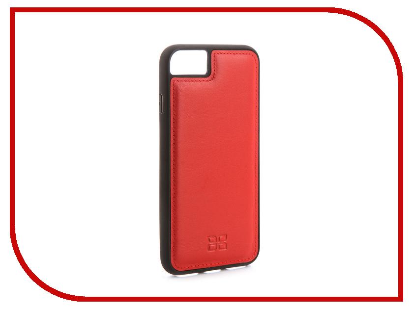 Аксессуар Чехол Bouletta Flex для APPLE iPhone 7 / 8 Red FXF4iP7 аксессуар чехол bouletta для apple iphone 7 brown mcbbkbrn6i7
