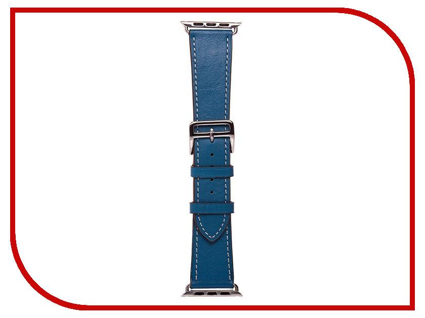 Аксессуар Ремешок APPLE Watch 42mm Activ Blue Smooth Leather 79564