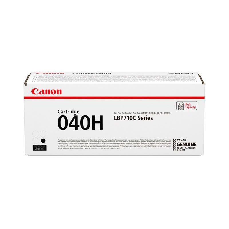 Картридж Canon 040HBK Black для LBP-712Cx 0461C001