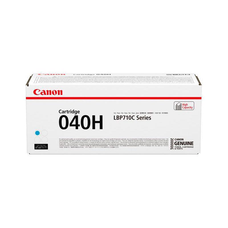 Картридж Canon 040HC Cyan для LBP-712Cx 0459C001