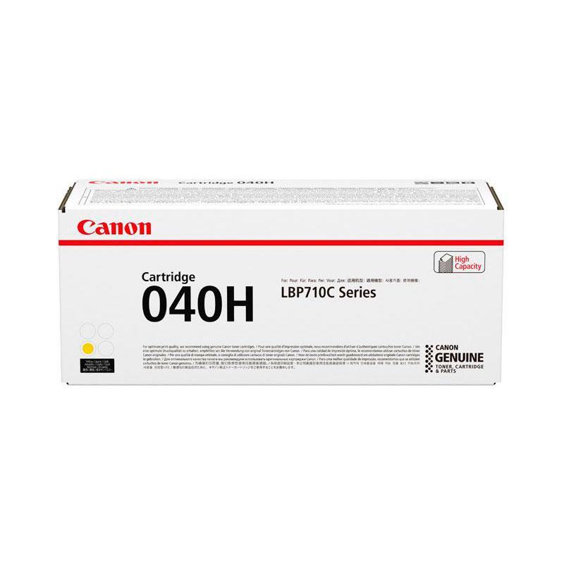 Картридж Canon 040HY Yellow для LBP-712Cx 0455C001
