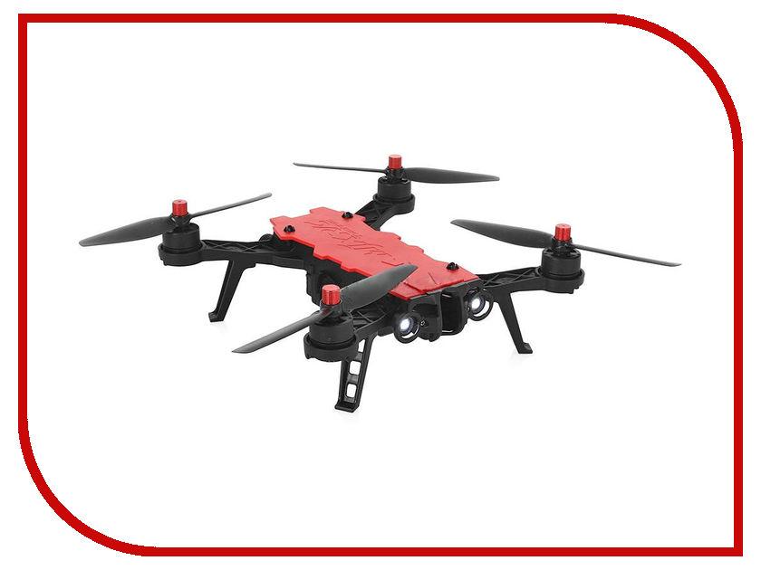 Квадрокоптер MJX Bugs-8 Red радиоуправляемый квадрокоптер mjx x906t 5 8g fpv x906t mjx