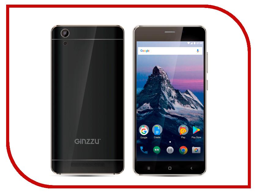 все цены на Сотовый телефон Ginzzu S5230 Black онлайн