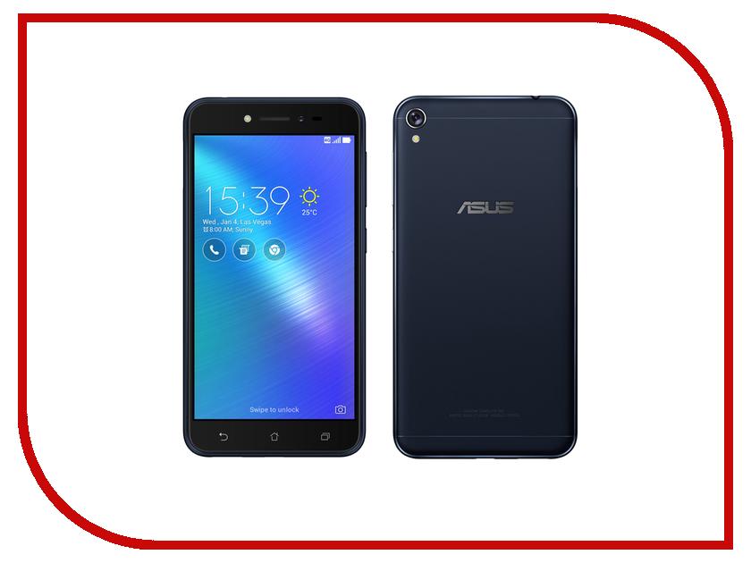 Сотовый телефон ASUS Zenfone Live ZB501KL 16Gb Black asus zenfone zoom zx551ml 128gb 2016 black