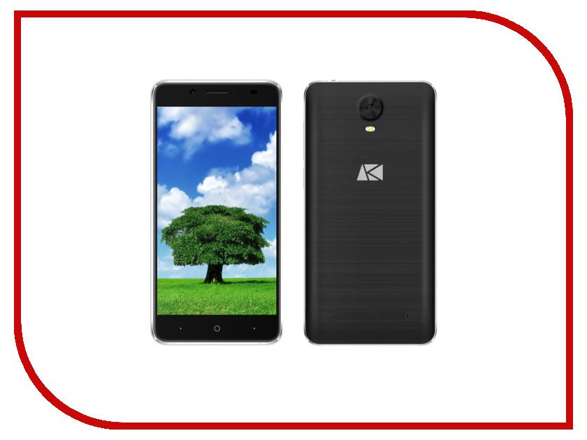 Сотовый телефон Ark Wizard 1 Black смартфон смартфон ark wizard 1 black