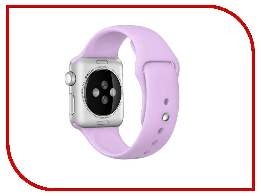 Аксессуар Ремешок APPLE Watch 42mm Activ Violet Sport Band 79561 аксессуар ремешок apple watch 42mm activ silver sport band 79558