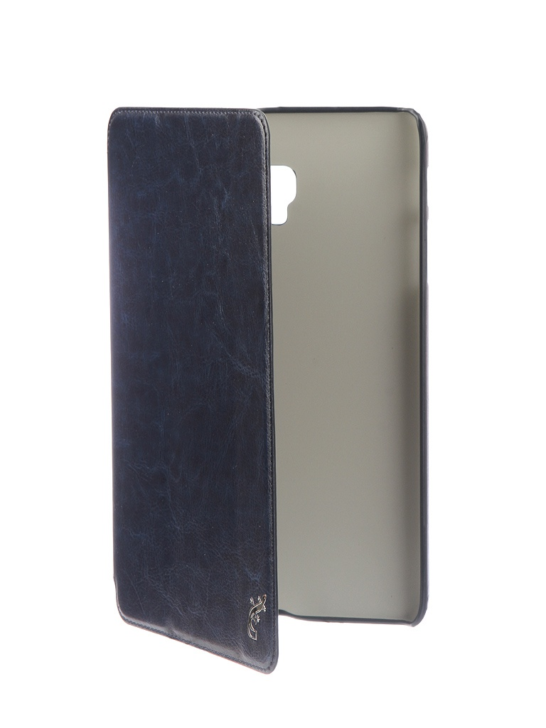 Аксессуар Чехол G-Case для Samsung Galaxy Tab A 8 SM-T380 / SM-T385 Slim Premium Dark Blue GG-910
