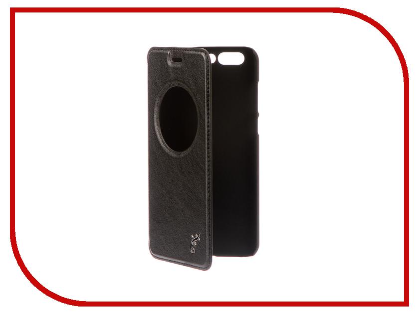 Аксессуар Чехол ASUS ZenFone 4 ZE554KL G-Case Slim Premium Black GG-908 ze554kl 1a085ru