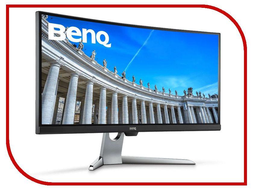 Монитор BENQ EX3501R Black монитор benq gl2460 glossy black
