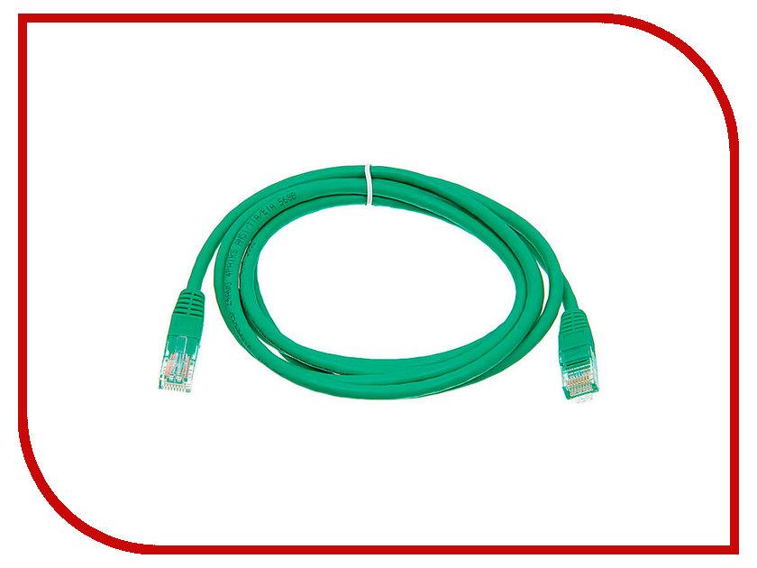 Сетевой кабель Irbis UTP Cat.5e 5m IRB-U5E-5-GN irbis atv250s в спб