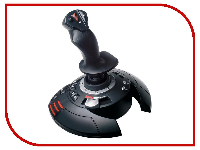Джойстик Thrustmaster T-Flight Stick X PC/PS3 2960694/4160526 audia flight 100 silver