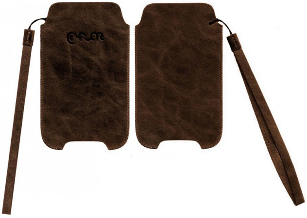 Аксессуар Чехол-кармашек Сlever Case Wild W-Strap для iPhone 4/4S