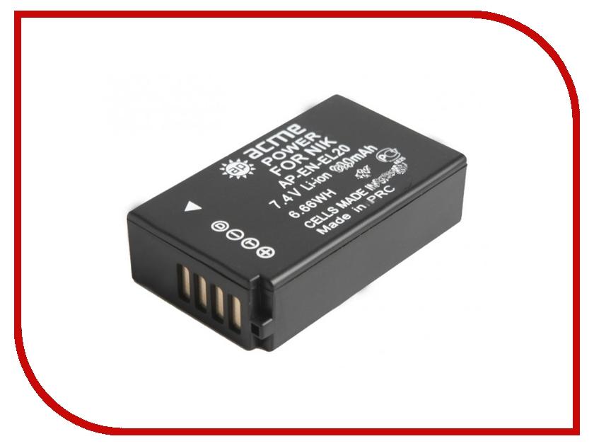 Аккумулятор AcmePower EN-EL20