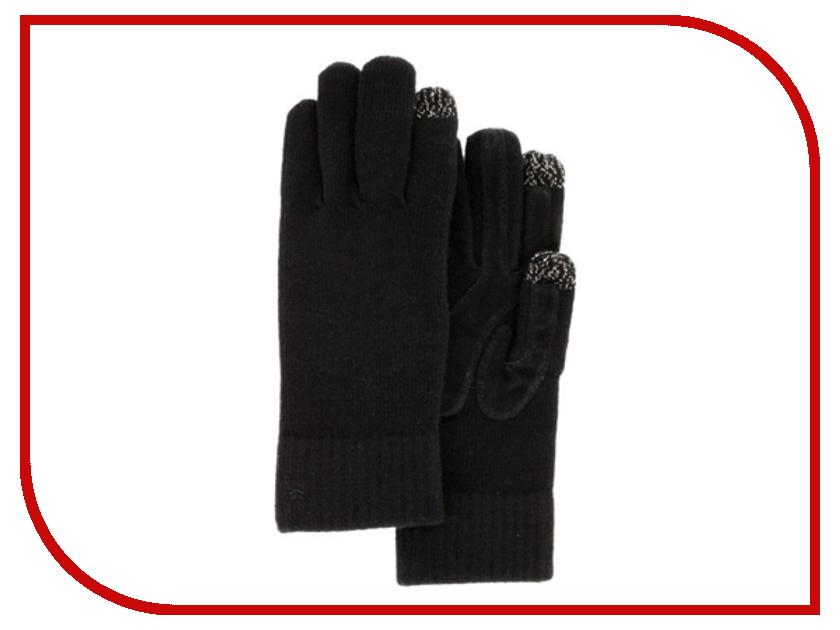 Теплые перчатки для сенсорных дисплеев Isotoner SmarTouch 82367 Black