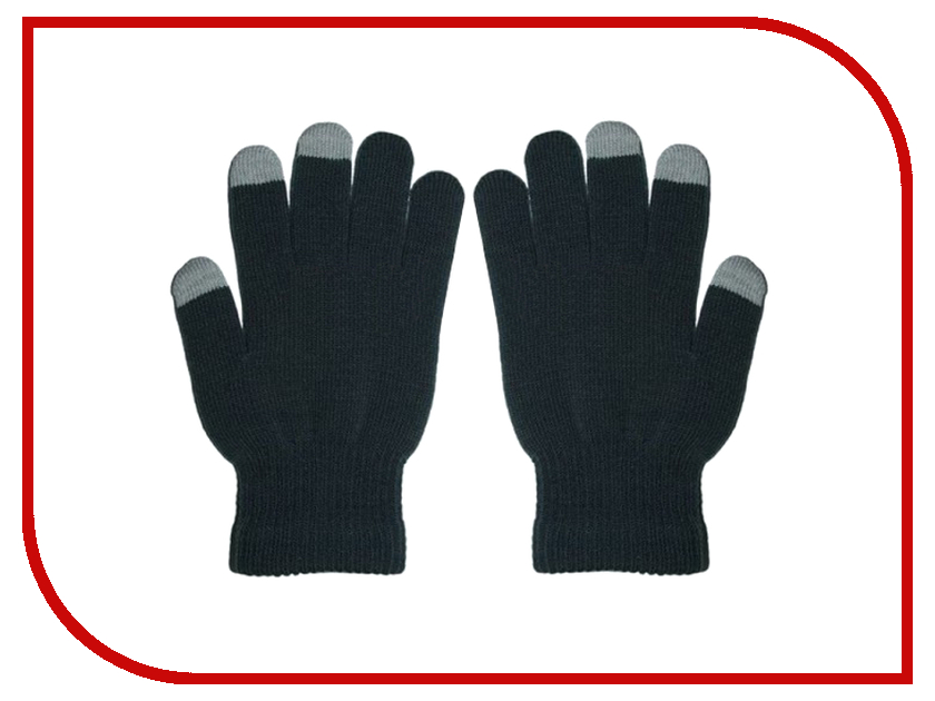 ������ �������� ��� ��������� �������� Touchscreen Gloves M-L MJ-082 Black