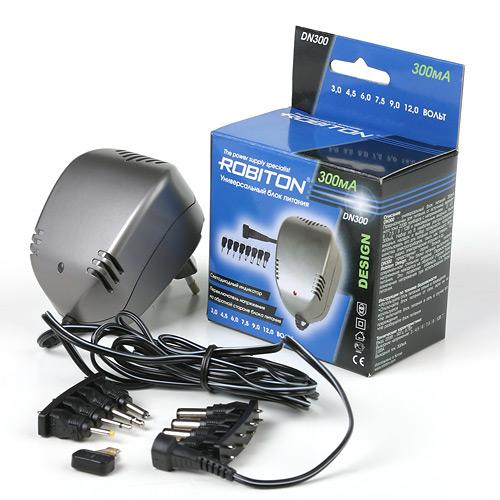 Зарядное устройство Robiton DN500 Design