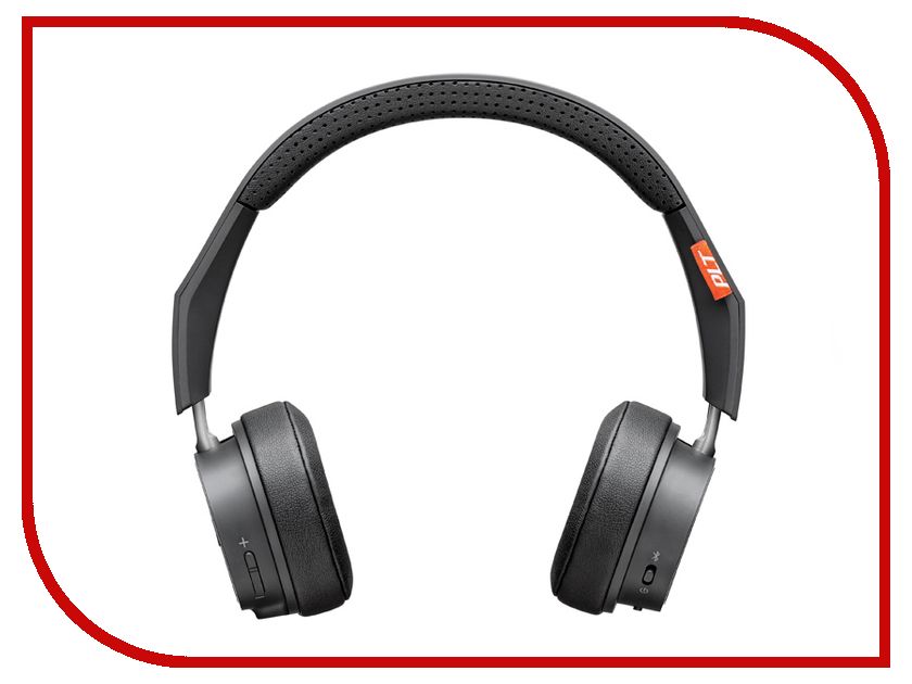 Plantronics BackBeat FIT 505 Black 210704-99 гарнитура беспроводная plantronics backbeat fit red grey
