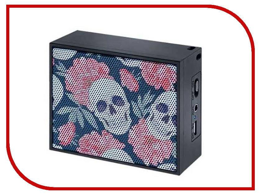 Колонка Mac Audio BT Style 1000 Design Skully fleetwood mac fleetwood mac rumours