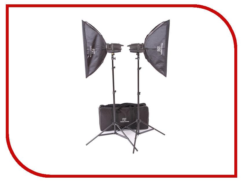 FST E-180 Softbox KIT fst lt 80 80x80x80cm